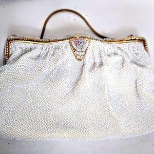 Vintage 1930's beaded bag